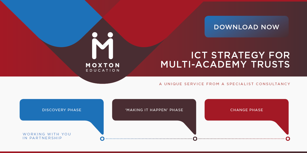 Download the Moxton Education ICT Strategy Document
